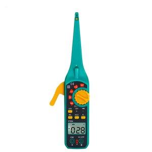 Image 4 - PROTMEX Multi função de Reparo Automotivo Diagnóstico Do Carro Novo Multímetros Digitais Testador de Bateria Do Veículo Com Sonda de Teste