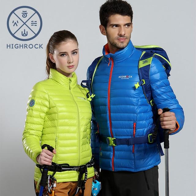 HIGHROCK Men/Women Outdoor Winter Camping Hiking Skiing Fishing ...
