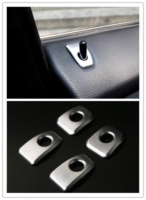 font b Car b font Styling ABS Matte font b Interior b font Door Lock