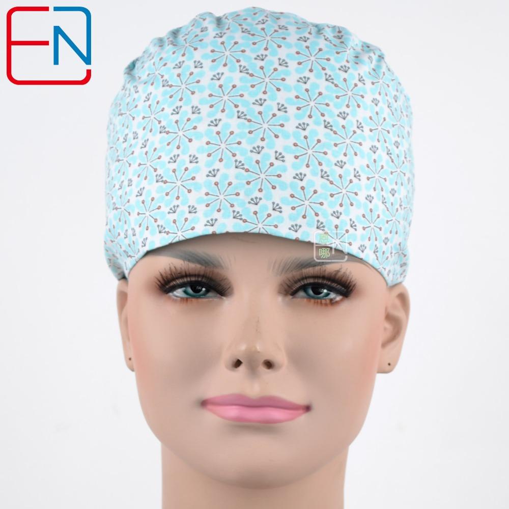medical caps surgical surgeon scrub doctor caps//hats 3 sizes for choice