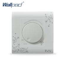 2017 Лидер продаж диммер адррес wallpad роскошный настенный выключатель Панель 86*86 мм 10A 110 ~ 250 В