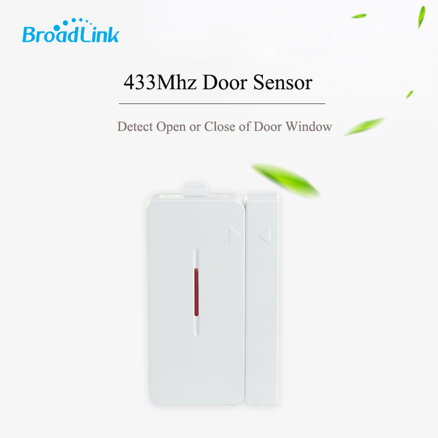 Broadlink S1c 433mhz Door Sensor Contact Wireless Door Window Magnet