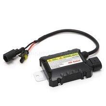 Тонкий 35 Вт Универсальный HID цифровой балласт Conversion Kit 12 В для H1 H7 9006 Ксенон # T518 #
