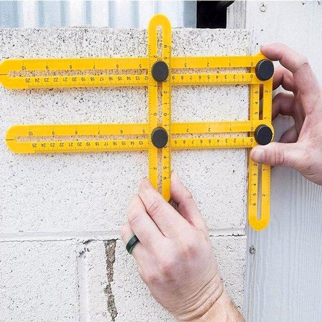 Schmuck Werkzeuge Messgerät Winkel izer Vorlage Werkzeug Vierseitige ...