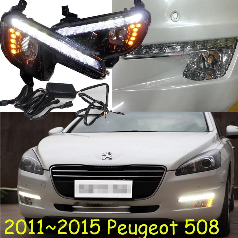Здесь можно купить   Peugeo 508 daytime light;2011~2015, Free ship!LED,Peugeo 508 fog light,2ps/set;Peugeo 308;3008;307,301,408,508 Автомобили и Мотоциклы