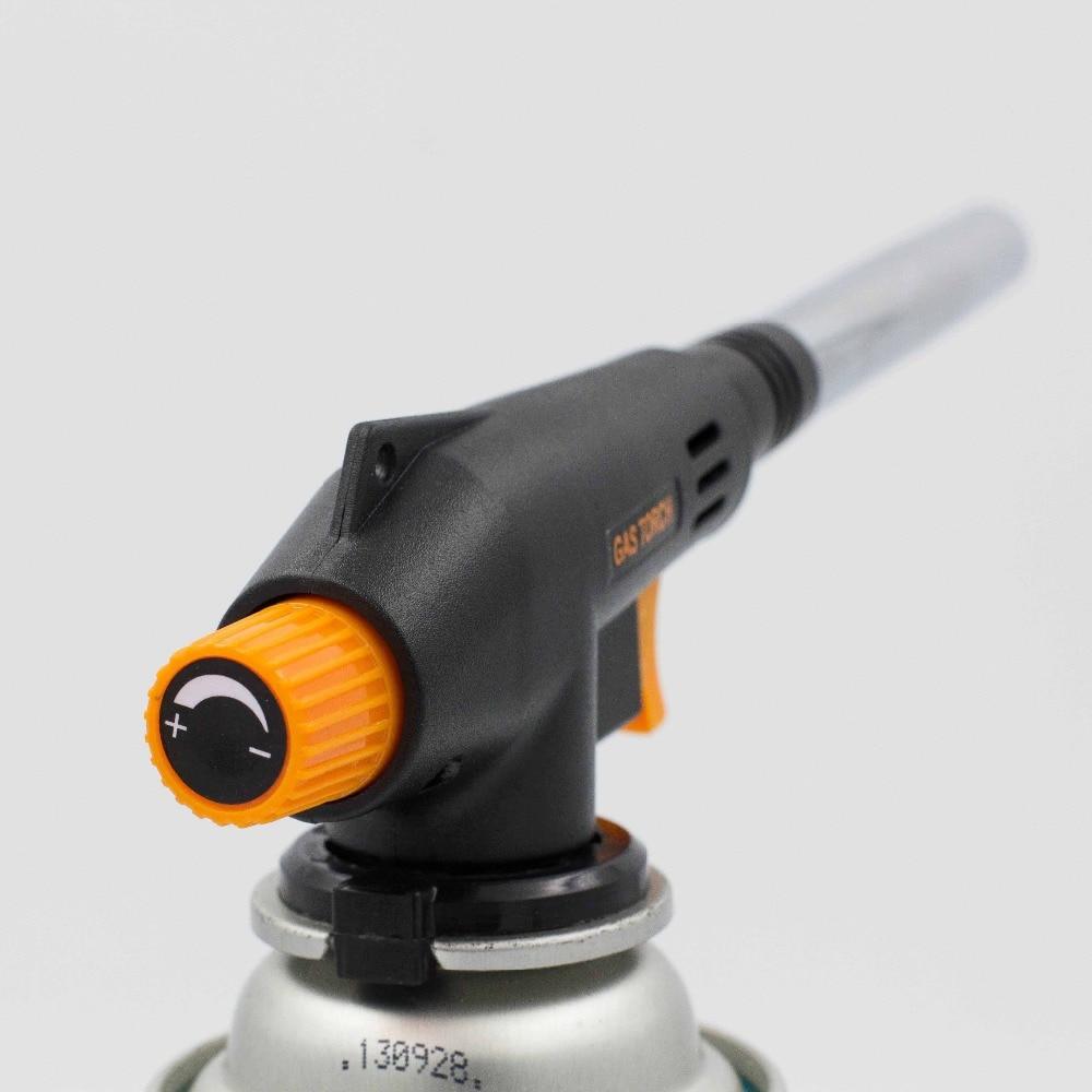 горелка газовая пьезоэлектрическая пистолет купить