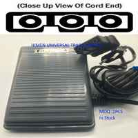 Foot-Control-W-Cord-For-Brother-Babylock-Euro-USA-AU plug-J00360051 FOR Brother models 360 451 523N B15, B17, B21, BL1500