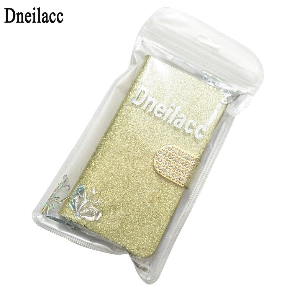 Estuche de cuero Dneilacc para estuche para teléfono Cubot Rainbow - Accesorios y repuestos para celulares - foto 6