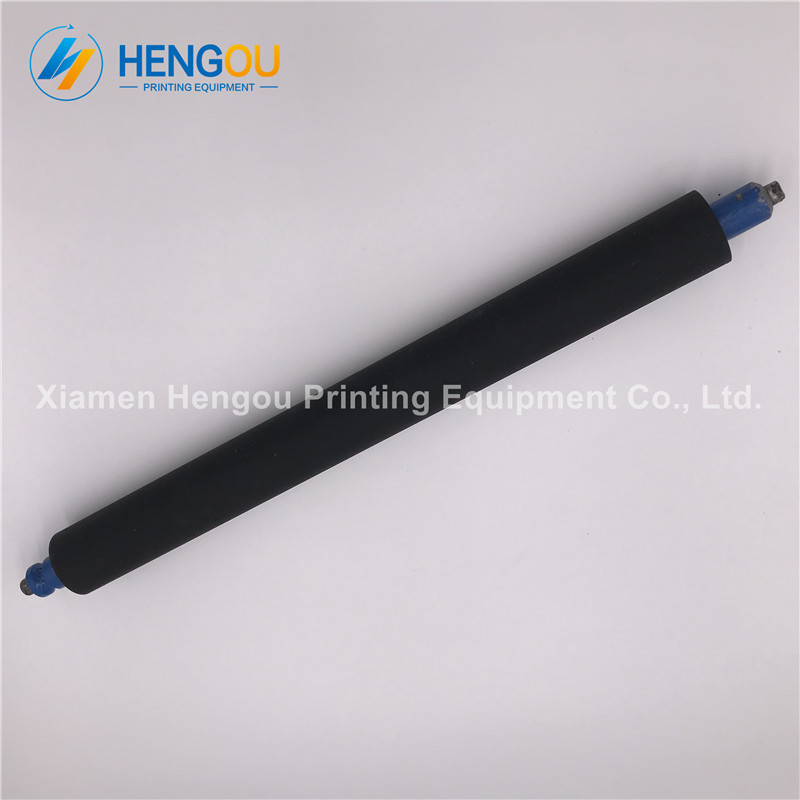 1 pcs heidelberg rollers rubber roller for heidelberg GTO printing machinery parts 1 set heidelberg gto pushing paper regulation