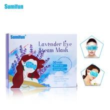цены 5pcs/1box Eye Care Steam Eye Mask Fragrance Warm Generating Eye Spa Moisturizing Dark Eyes Warmer Health Care Patch K03301