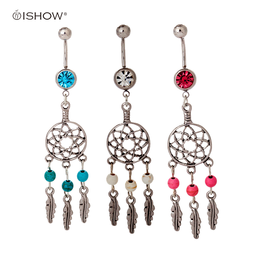 Buy hot belly button rings body jewelry for Belly button jewelry store