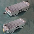 L&R ALLOY ALUMINUM RADIATOR GAS GAS EC/SM/MX 200/250/300/350 2-STROKE 2001-2006 replacement parts engine cooling parts