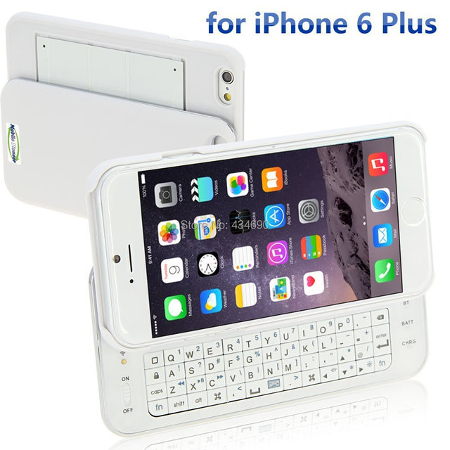 online store 18c55 bf529 US $39.99 |Pre Sale Wireless Bluetooth Keyboard Case For Apple iphone 6  Plus Slide Foldable Keyboard For iPhone Apple 6 Plus 5.5inch on  Aliexpress.com ...