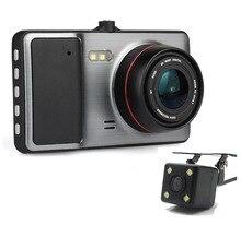 font b Dashcam b font 4 0 inch Full HD 1080P Dual Lens Car Dash
