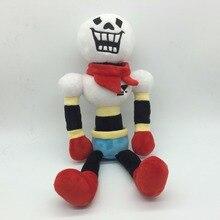 Colorful Cute Undertale PAPYRUS Plush Stuffed Doll Toy 1pcs