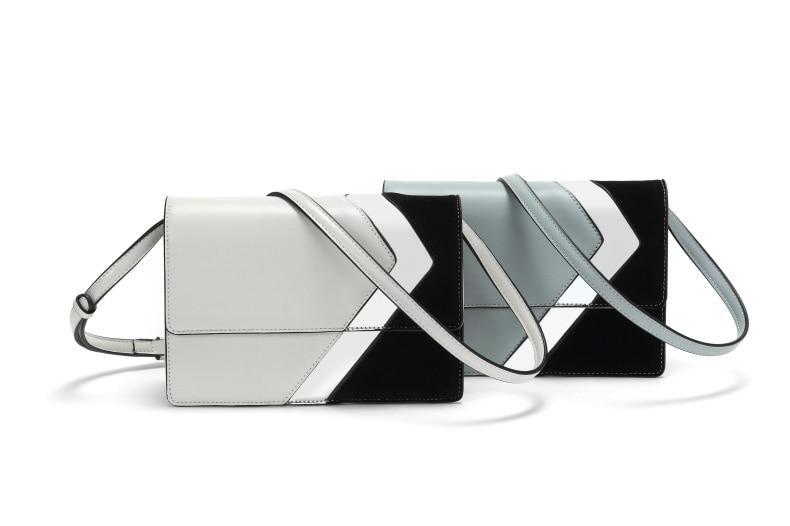 New Leisure Business Coloured Womens Bag Designer Shoulder color matching Crossbody Messenger Bags Bolso femenino Sac femme