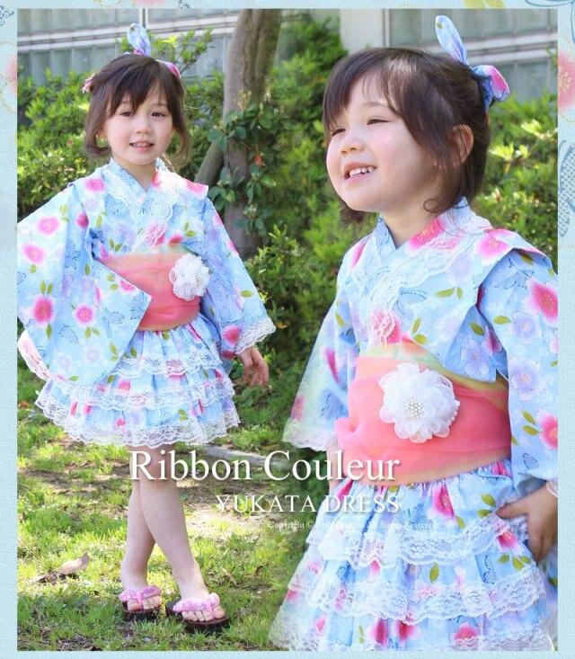 Sleepwear & Robes 2019 New Arrival Children Japanese Traditional Dress Girl Bathrobe Kimono Kids Yukata Cosplay Costmues Child National Clothes Convenience Goods
