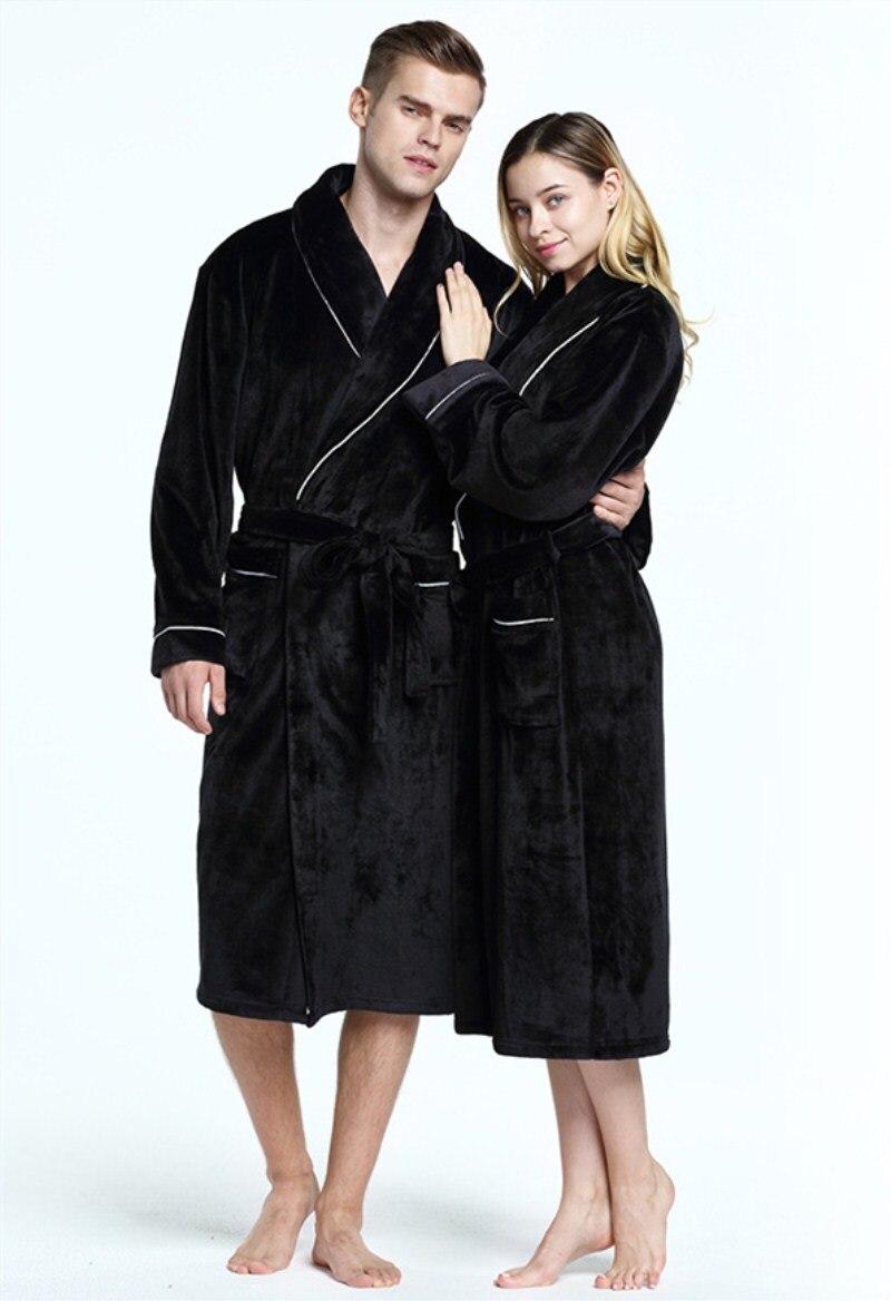 Aliexpress.com : Buy Soft Extra Long Men Women Warm Coral Flannel ...