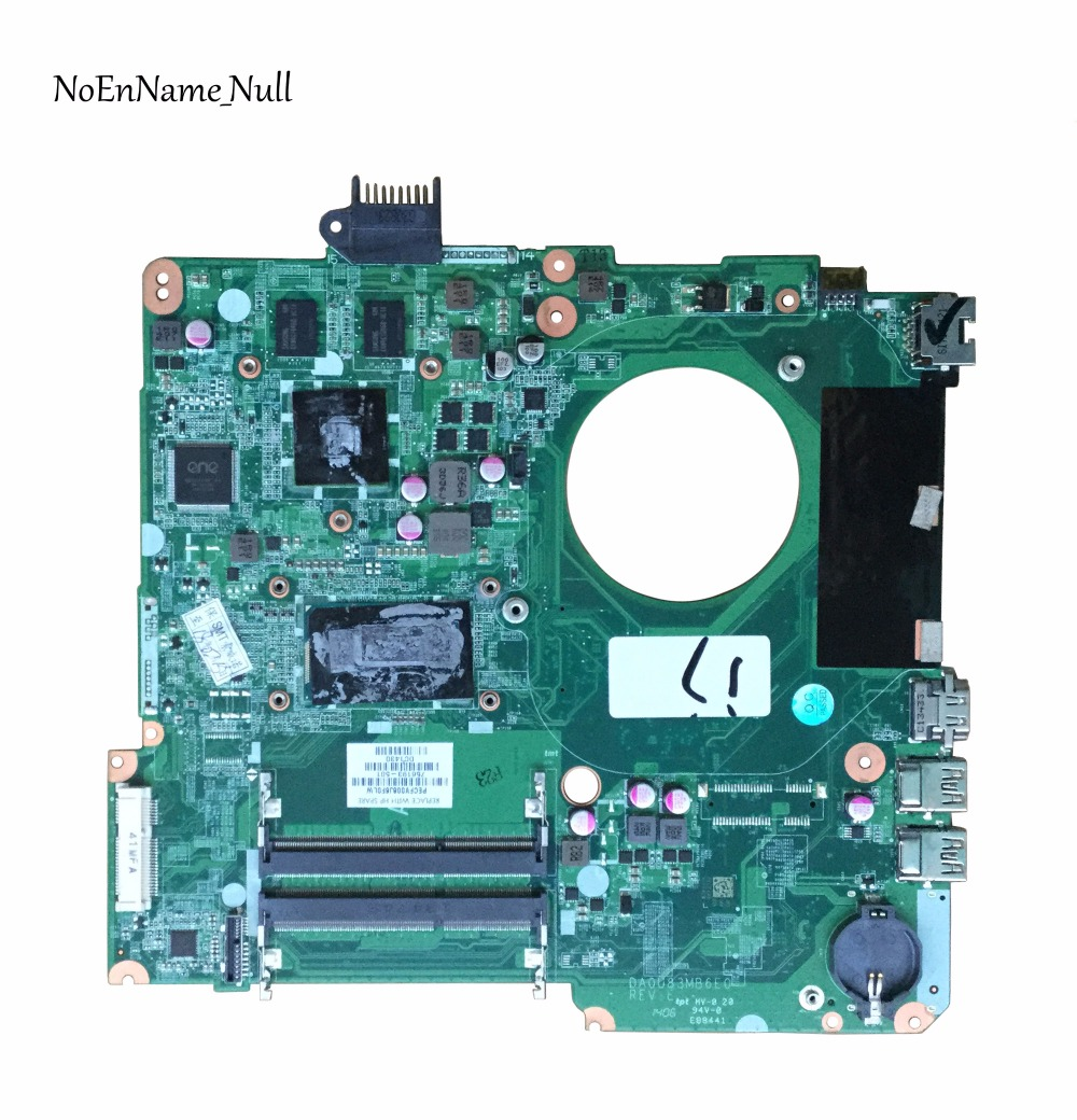 737986-501 Free Shipping Laptop Motherboard For HP 15-N Series 737986-001 DA0U82MB6D0 I7-4500U 740M 2GB 100% Fully Tested