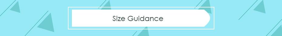 Size Guidance
