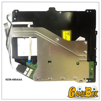 DVD Drive For Playstation 4 KEM 490A KEM 490AAA Single Eye Drive DVD Laser Lens Drive for PS4
