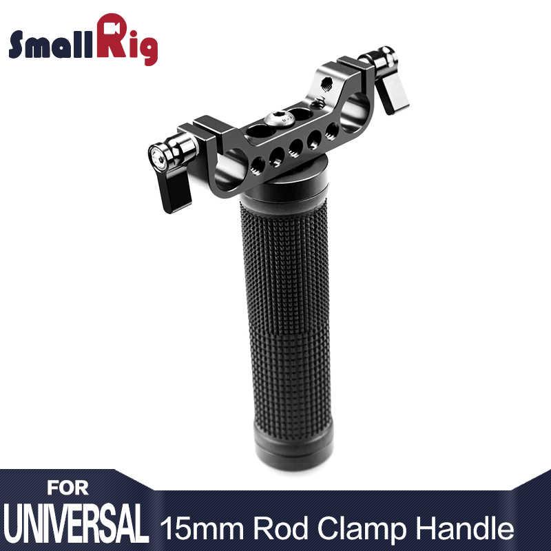 SmallRig Dslr מייצב מצלמה ידית אחיזת מוט ידית עבור 15mm Dslr כתף תמיכת מערכת מצלמה Rig - 1083
