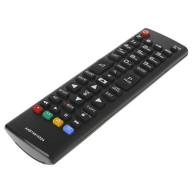 ABS スマートテレビリモコンの交換 AKB74915324 lg LED 液晶テレビテレビ 17 × 4.5 × 2.2 センチメートル