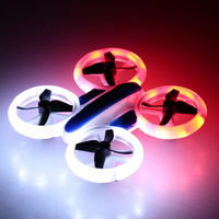 532 Altitude Hold Mini Neon RC Drone Headless Mode 3D Flip LED Light RC Quadcopter RC Toys Gifts