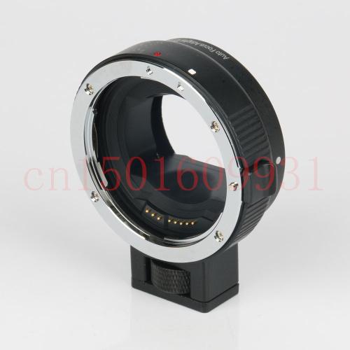 Enfoque automático EF-NEX para Can0n EF para NEX Adaptador de Montaje Montaje Adaptador EF-NEX Lente A7 A7R A7S NEX-3C NEX-5 NEX-5R NEX-6 NEX-7