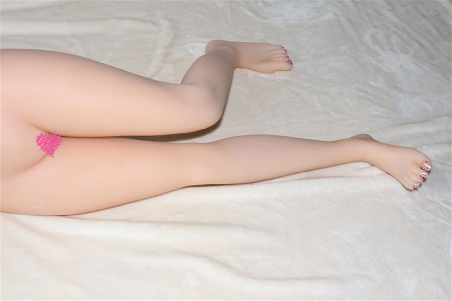 Buy 88cm Hot sale japanese sex doll legs silicone legs real life sex dolls silicone real sex doll vagina real pussy