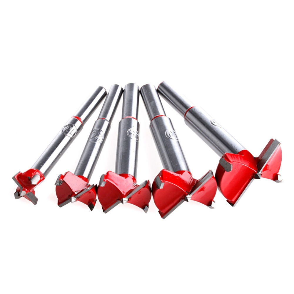 1PC Professional Forstner Woodworking Hole Saw Cutter Drill Bits 16/20/25/30/35mm