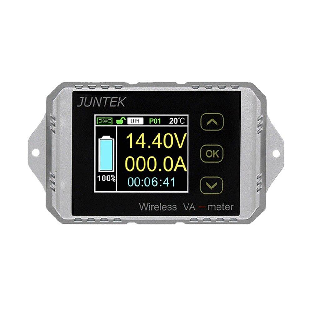 Waveform Generator JUNTEK Wireless Digital Display Voltmeter Ammeter Multifunction LED Measure Bi directional Volt Ammeter