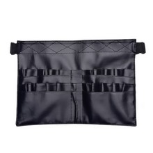 S agapo FOR BEAUTY Professional Cosmetic Makeup Brush Bag with Artist Belt Strap for 32 Pockets