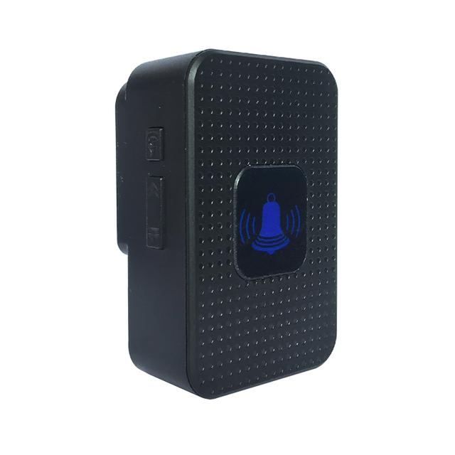 1080 P dzwonek z kamerą wideo ue usa AU UK gongu współpracuje z ToSee APP