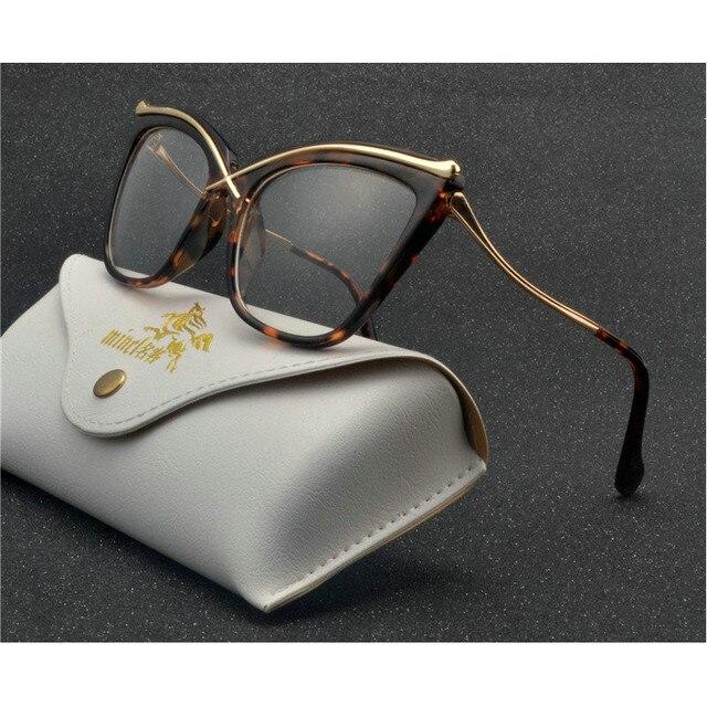 Fashion oversized frame sun photochromic women reading glasses man retro Discoloration reading glasses with box NX
