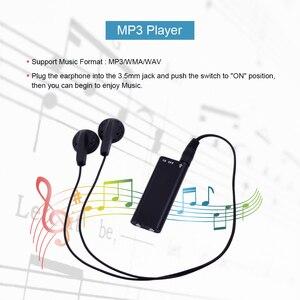 Image 4 - CHIPAL 8GB Voice Recorder Professional Recorder Digital Audio Mini Dictaphone + MP3 Player + USB Flash Drive