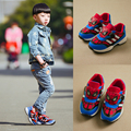 boy spiderman shoes 2016 New fashion spring autumn Children sports Shoes For Kids Baby boys Sneakers boy Casual Sports Shoes