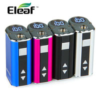 Original 10W Eleaf iStick Mini Box Mod Portable 1050mah Battery with Top LED Digital Display Variable Voltage E Cigarettes