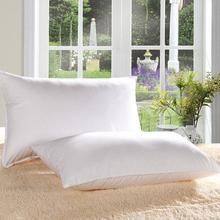 JaneYU Five Star Gaestgiveriet Hotel Pillow Cotton Feather Velvet Health