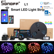 Sonoff L1 2M/5M LED Light Strip Dimmable Remote Controlled F
