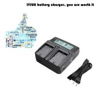LVSUN NB 10L NB10L NB 10L Camera Battery Charger For Sony Canon Powershot G1X G3X G15