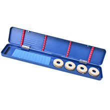1Pcs Hot Sale Fishing Tackle Box Fishing Supplies Main fishing Line Shaft Circular Storage Box Accessories Wholesale