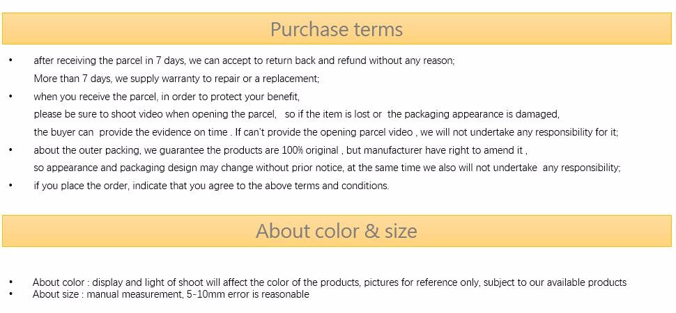 5-purchase terms