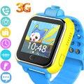 Smart watch kids 3g smart watch para el niño con cámara gps tracker SOS WiFi Smartwatch para el Cabrito IOS Android Q8 PK Q90 Q50 Q60 Q80