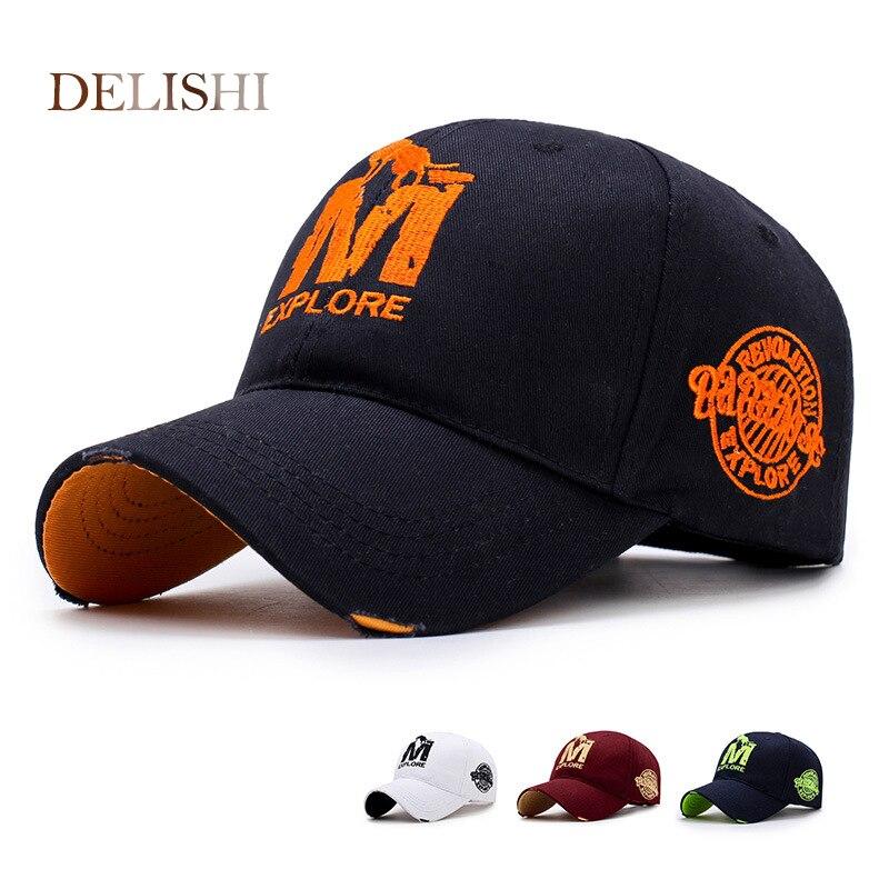 Men Baseball Caps Dad Casquette Women Snapback Caps Bone Hats For Men Fashion Vintage Hat Gorras Letter Cotton Cap