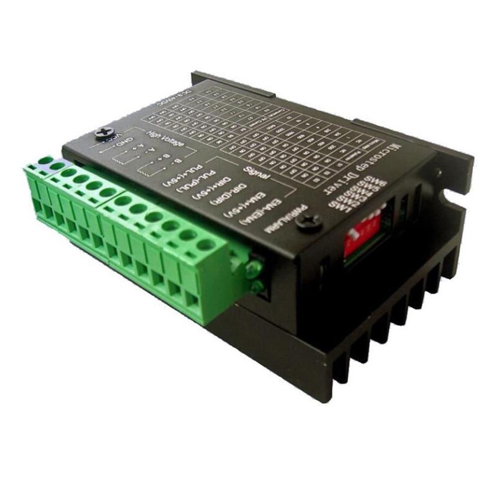 3 шт. обновленная версия TB6600 StepperMotor Driver 4A 9 ~ 42V TTL 16 Micro-Step CNC 1 Axis NEW 2or4 Phase of StepperMoto 42,57, 86