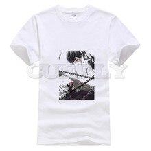 2019 suprem round neck Tokyo Ghoul Kaneki Ken hip hop oggai / Sasaki graphic shirt men tshirts fashions shirts