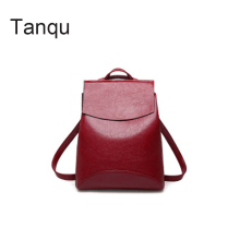 Fashion Women Backpack High Quality Youth Leather Backpacks for Teenage Girls Female School Shoulder Bag Bagpack mochila цены