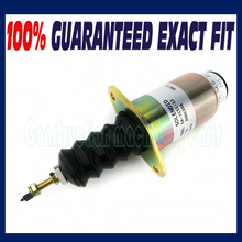цены For Cummins Generator Shutdown Shut Off Stop Solenoid Valve 6cta 8.3L 24V 3906776
