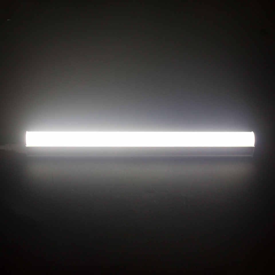 T5 Led Tube Lamp 600mm 10W 300mm 6W 220V 240V 1ft 2ft LED Fluorescent Tube Cold Warm White t5 led tube light integrated light